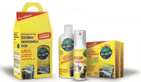 ЕНЗИМИ за пречиствателни станции и септични ями